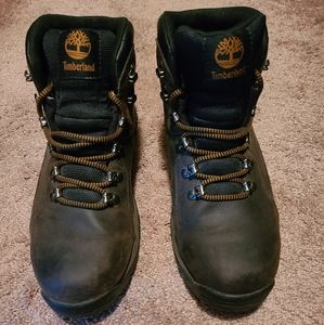 Timberland mens hiking boots